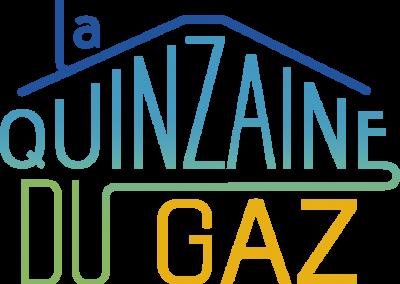 La quinzaine du gaz du 17 mars au 1er avril 2018